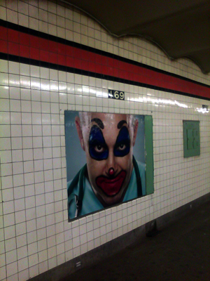 Children's Hospital subway ad