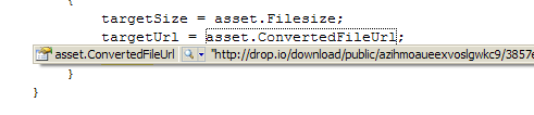 drop.io converted file url