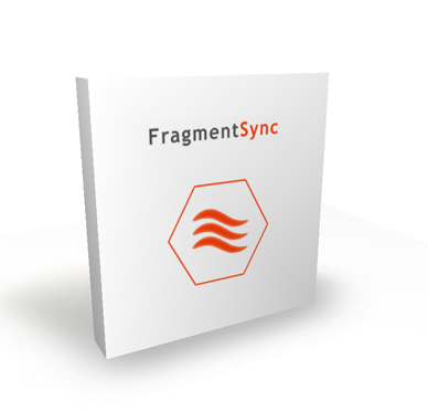 fragment sync box shot