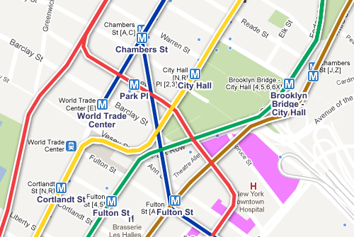 Subway Map Javascript.Google Maps Javascript Api Semi Signal
