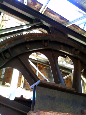 Grand Canyon, pulley gear