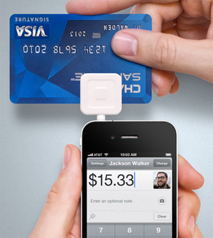 square credit card payment