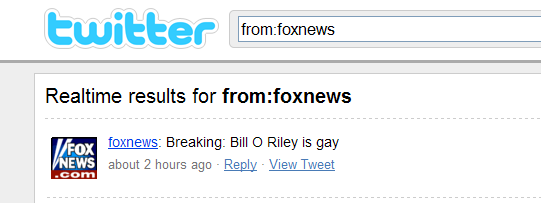 bill o'reilly is gay
